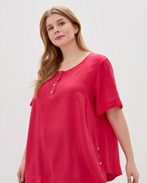 Блузка розовая Blagof