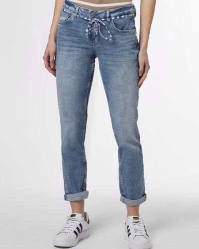 Niebieskie jeansy Rosner