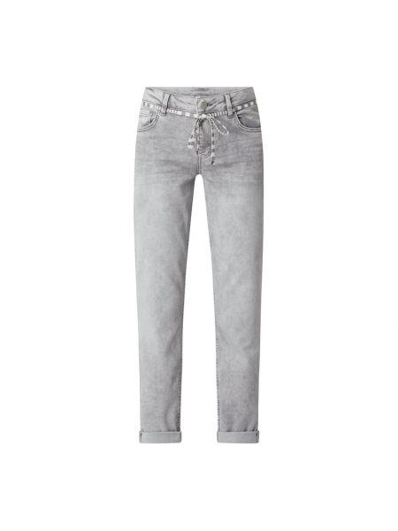 Jeansy bawełniane Rosner