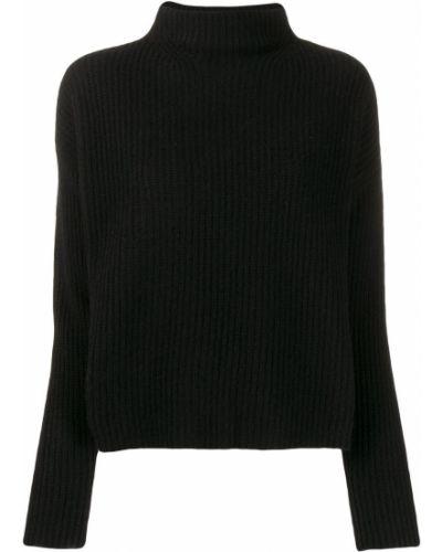 Черный джемпер Philo-sofie