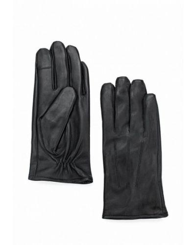 Черные перчатки Topman