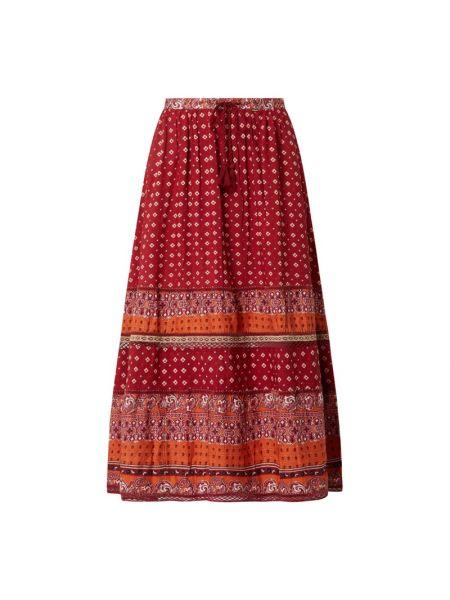 Długa spódnica z wiskozy Superdry