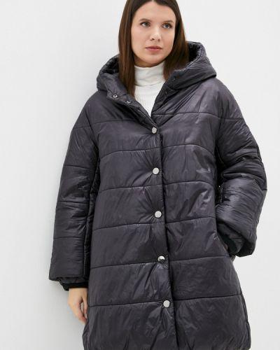 Утепленная куртка - черная Modress