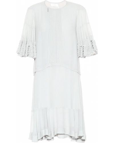 Платье из вискозы бесшовное Chloé