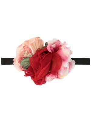 Шелковый галстук-бабочка с бабочкой эластичный Dolce & Gabbana