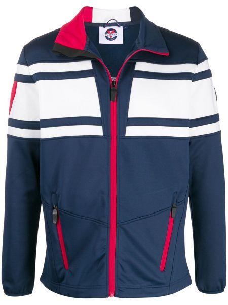 Куртка горнолыжная спортивная на молнии Vuarnet