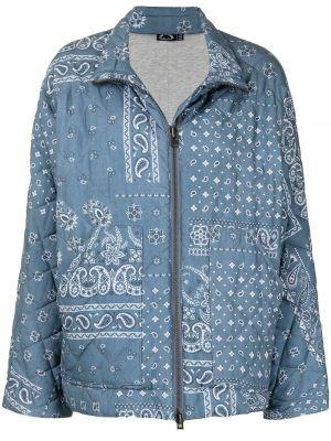 Стеганая куртка - синяя The Upside