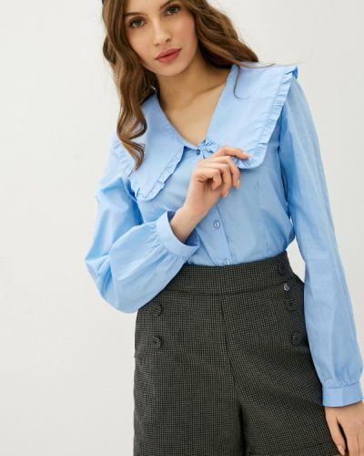 Блузка - голубая Rinascimento