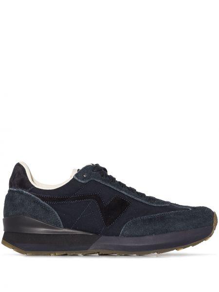 Niebieskie sneakersy Visvim