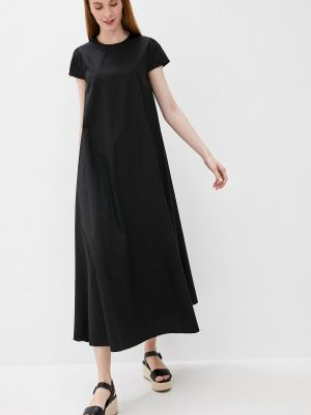 Черное платье снежная королева