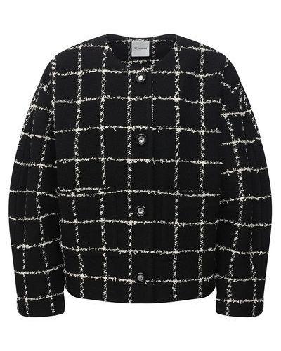Шерстяной пиджак - белый St. John