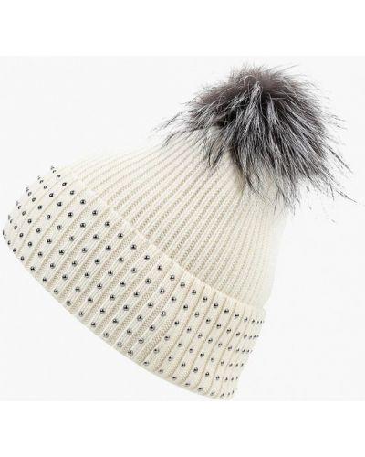 Белая шапка осенняя Baon