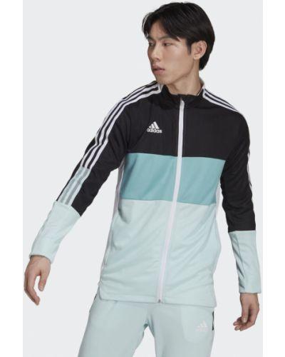 Футбольная повседневная олимпийка Adidas