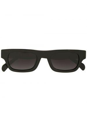 Черные очки золотистые Anine Bing
