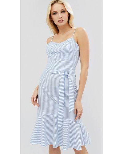 Голубое платье весеннее Cardo