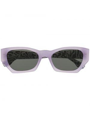 Муслиновые прямые фиолетовые солнцезащитные очки Retrosuperfuture