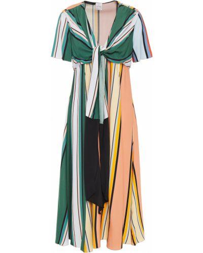 Платье в полоску Paul Smith