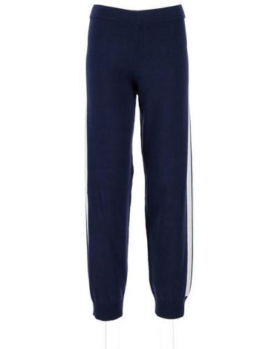 Синие брюки Marella