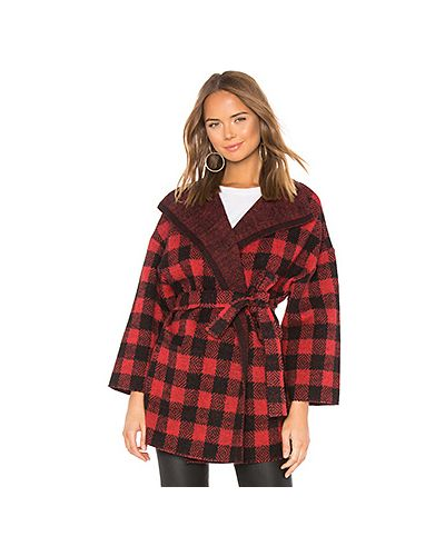 Куртка с поясом с карманами Joie