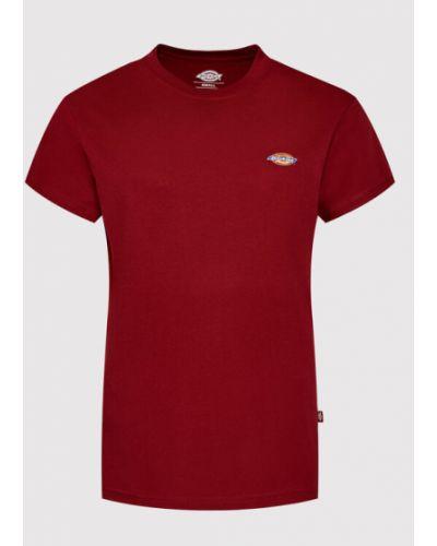 T-shirt - czerwona Dickies