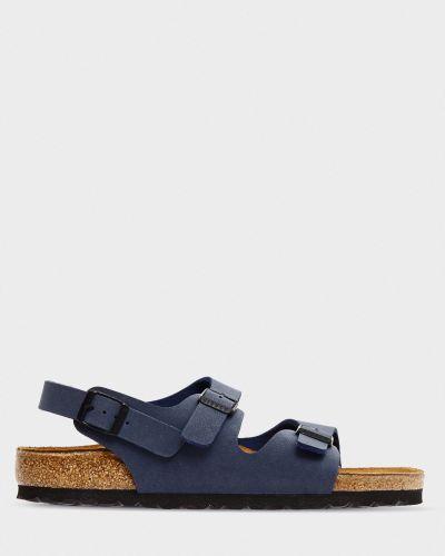 Повседневные кожаные сандалии Birkenstock