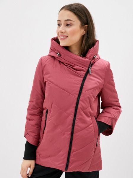 Утепленная куртка - розовая Rosso-style