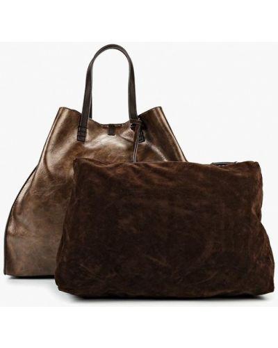 Сумка шоппер кожаный Bata