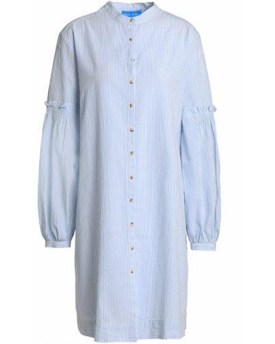 Джинсовое платье мини - синее Mih Jeans