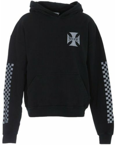 Czarny sweter Rhude