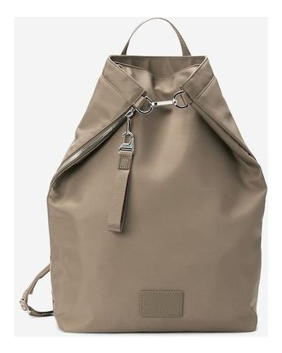 Plecak skórzany - brązowy Marc O Polo