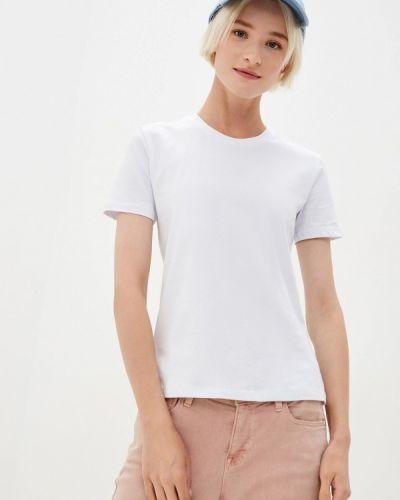 Белая домашняя футболка Wake