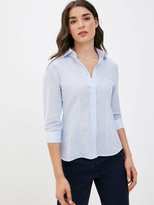 Голубая рубашка с длинным рукавом Mondigo
