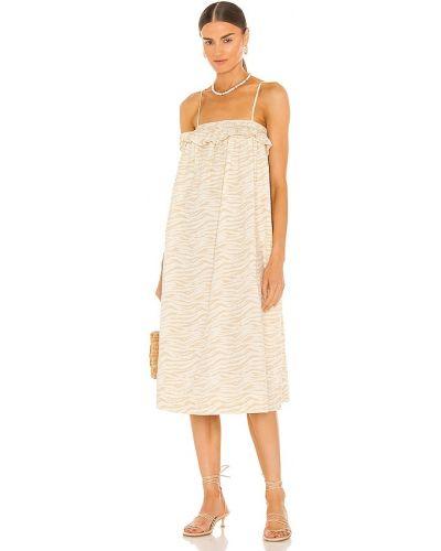 Sukienka z haftem Tularosa