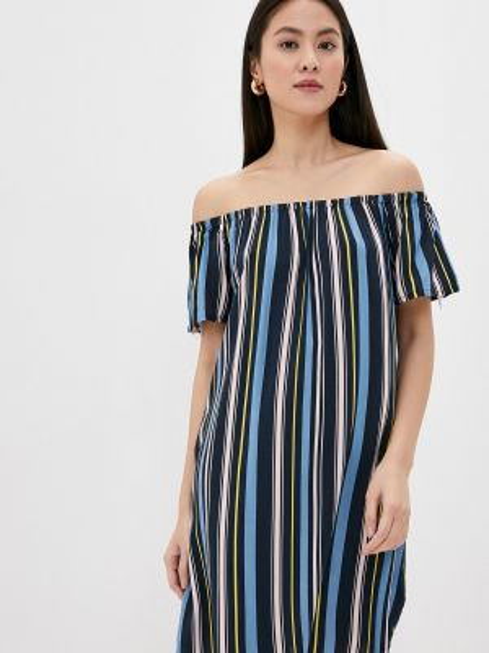 Синее платье Fresh Made