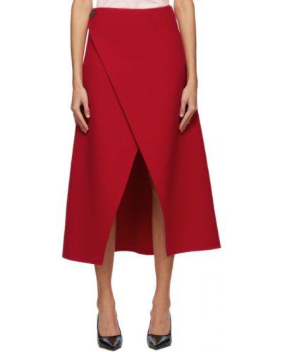 Wełniany spódnica Givenchy