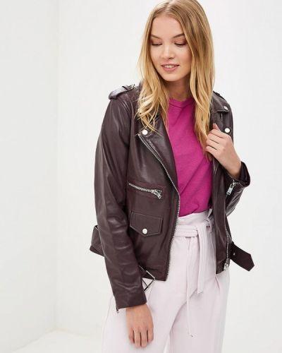 Фиолетовая куртка La Reine Blanche