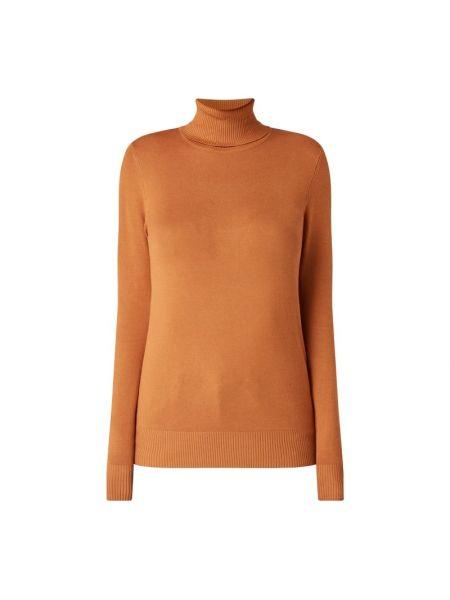 Sweter - brązowy Saint Tropez