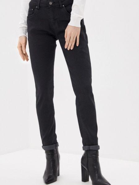 Клубные черные джинсы-скинни с пайетками Concept Club