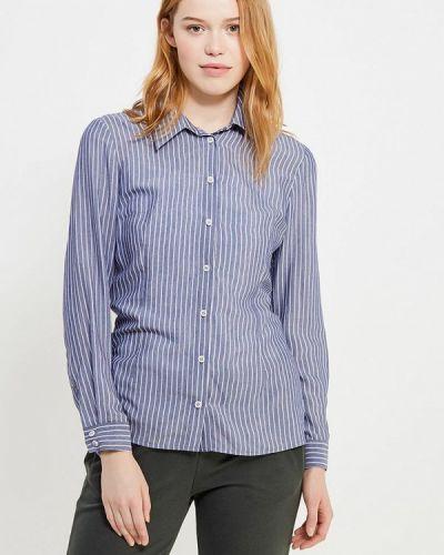 Синяя рубашка Gregory