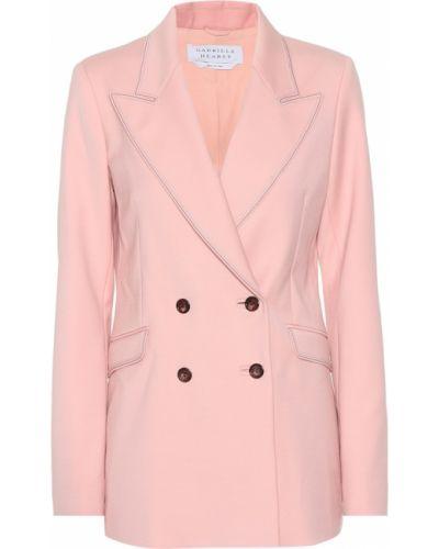 Розовый пиджак Gabriela Hearst