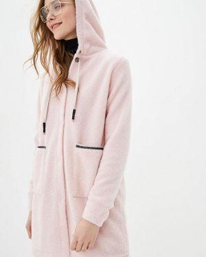 Розовая теплая куртка Modniy Oazis