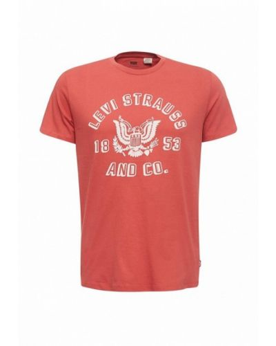 Розовая футболка Levi's®