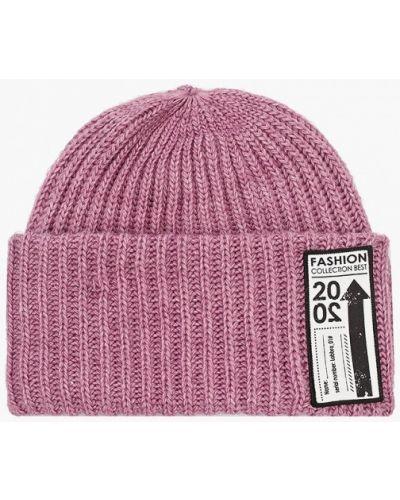 Розовая шапка Labbra