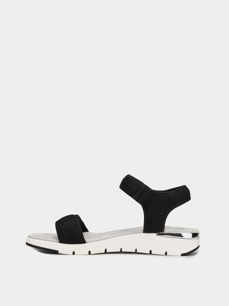 Черные сандалии Braska