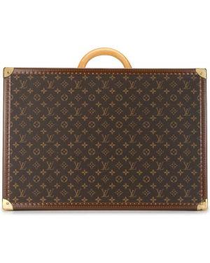Teczka skórzany brązowy Louis Vuitton