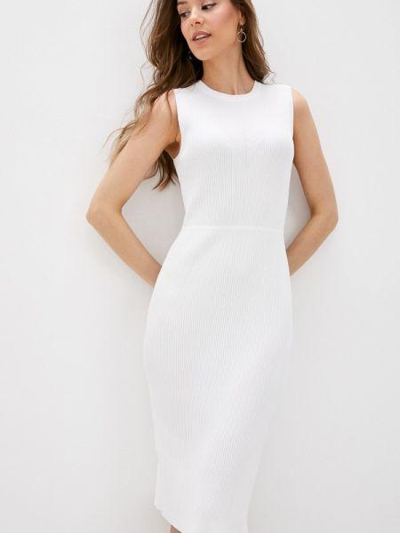 Платье - белое Banana Republic