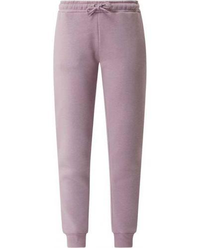 Różowe spodnie bawełniane Review