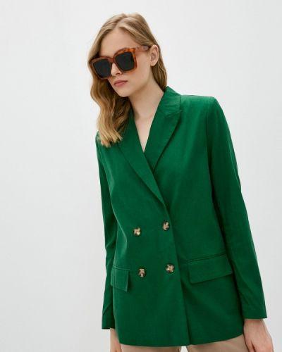 Зеленый пиджак Ostin