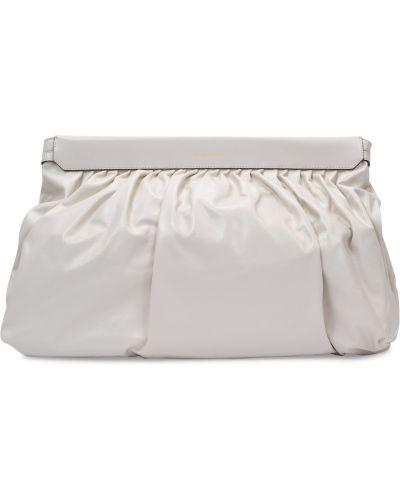Biała kopertówka Isabel Marant Vintage