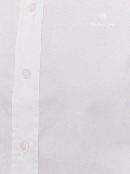 Хлопковая рубашка Gant